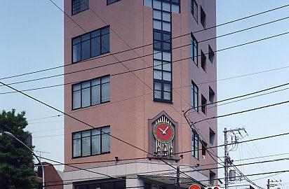 横浜ハーベスト本社ビル